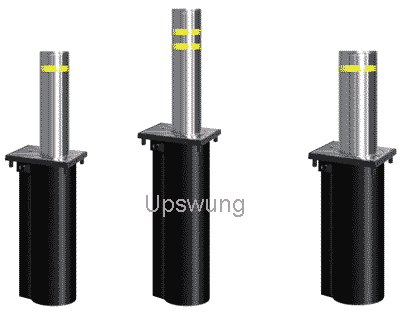 SA168/900SS Semi–Automatic Bollards